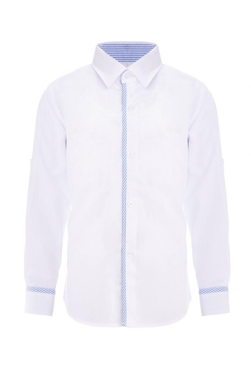 Классическая рубашка белая