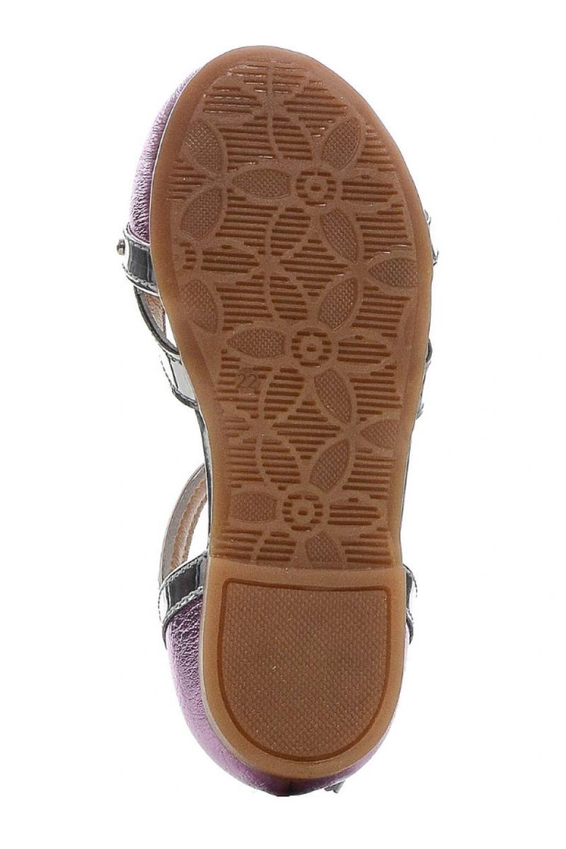Туфли для девочки розовые